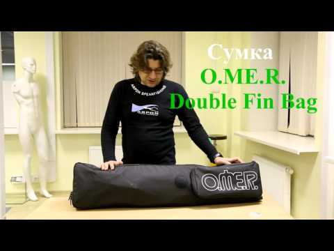 Cумка O ME R  Double Fin Bag