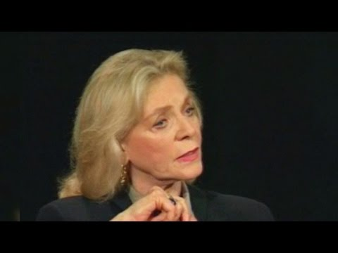 Charlie Rose's interviews with Hollywood legend Lauren Bacall