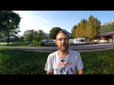 """Phil & Fab camping car  #15 """"de l'Ardeche a la Haute Savoie"""""""