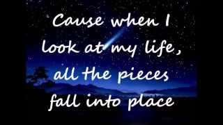 Westlife- Written in the stars lyrics
