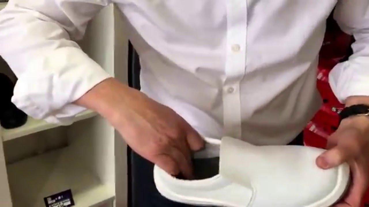 Chaussure De Securite Cuisine Pas Cher Youtube