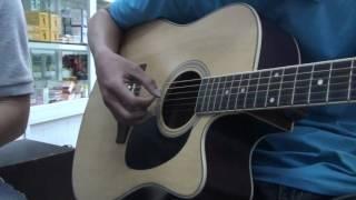 Nụ cười trong mắt em -  Cover Guitar