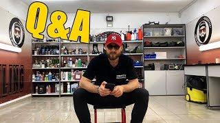 Q&A: Czy jaram?  Ile zarabiam?  Własna chemia?   / SWAGTV