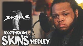 XXXTENTACION ~ Skins (Album Medley) Kid Travis Cover