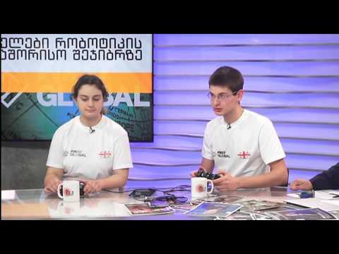 FIRST Global Team Georgia, TV Pirveli