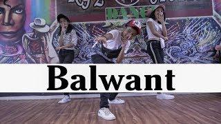 New Balwant | Raxstar | Dance Cover By Siddhanth | RGz Dance Studio