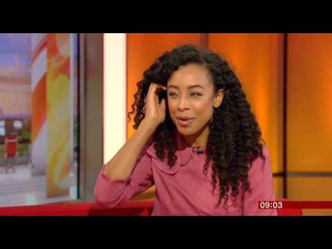 Corinne Bailey Rae BBC Breakfast 2016