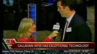 Inside Look - Driving Growth at NYSE - Bloomberg