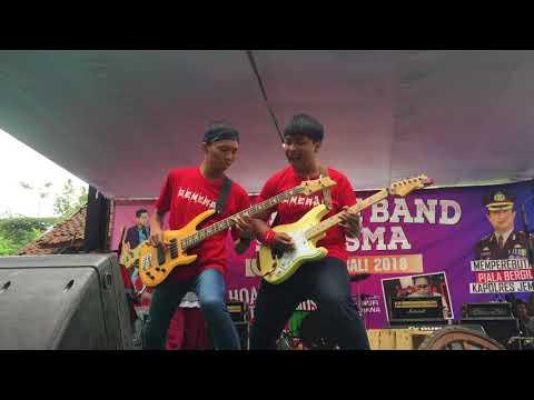 The General - Juara 1 Kompetisi Band SMA &  SMP se Jawa Bali 2k18
