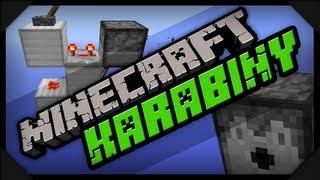 Minecraft: Proste Karabiny Maszynowe (Dozownik)