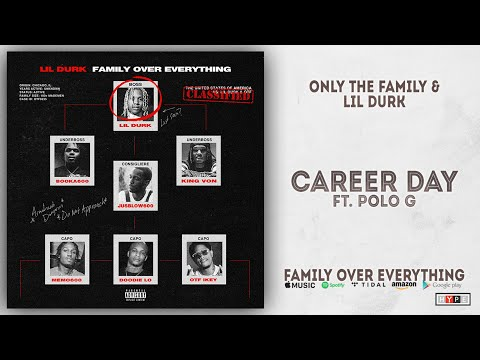 Download Lil Durk - Career Day Ft. Polo G Family Over Everything Mp4 baru