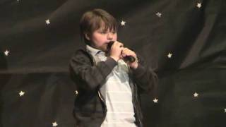 Yousef Sharif - Talent Show 2010