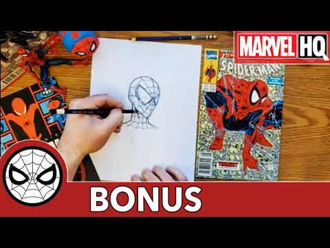 How to Draw Spider-Man! | Marvel HQ
