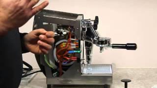 Overview: La Nuova Era Cuadra Espresso Machine