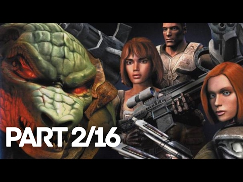 Brute Force Xbox Full Game (PART 2/16)(HD)