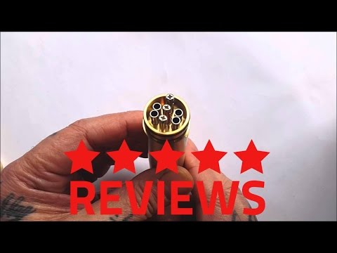 Ruby Styled 24mm  Vaping Mod Review