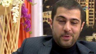 Namiq Qaracuxurlu Çin şou-biznesinə qatıldı.Bal Ayında saçı uzandı ATV Maqazin 10LAR la