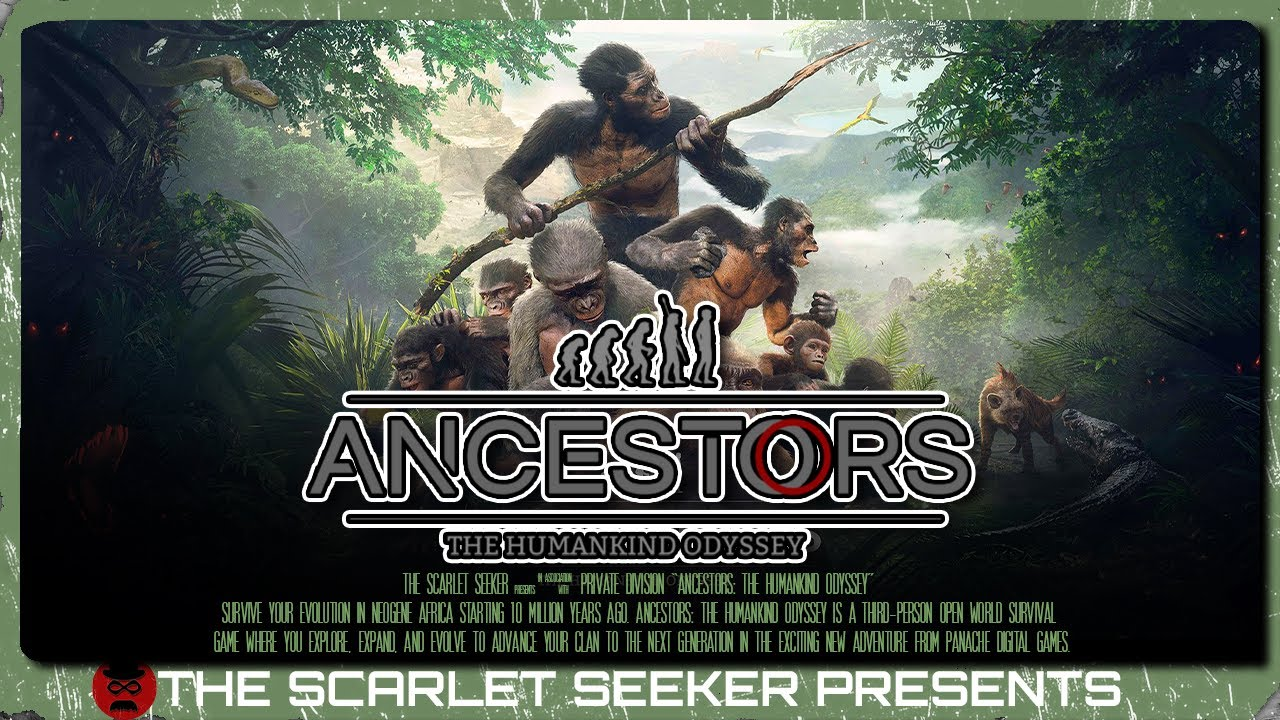 Ancestors: The Humankind Odyssey (2020) | Overview, Impressions and Gameplay thumbnail
