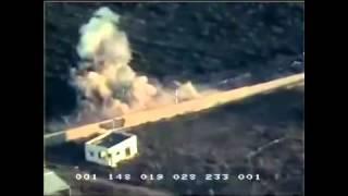 "israeli hi-tec missile ENDING a muslim terrorist who shot rockets at ""sderot"""