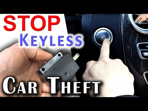 OBD Saver: STOP Keyless car Theft & Secure your Car Computer