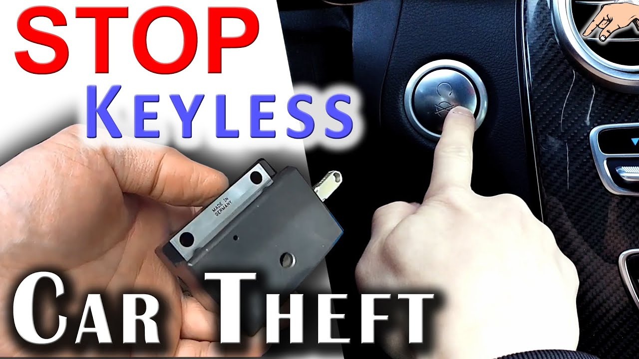 OBD Saver: STOP Keyless car Theft & Secure your Car Computer - OBD2  protection