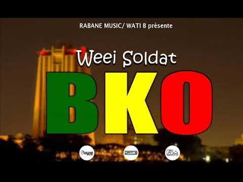WEEI SOLDAT BKO  (Audio officiel