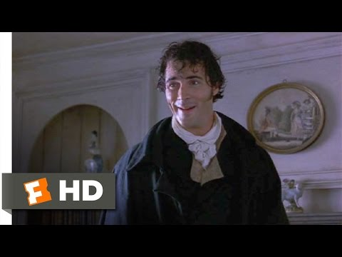 Sense and Sensibility 48 Movie   John Willoughby at Your Service 1995 HD