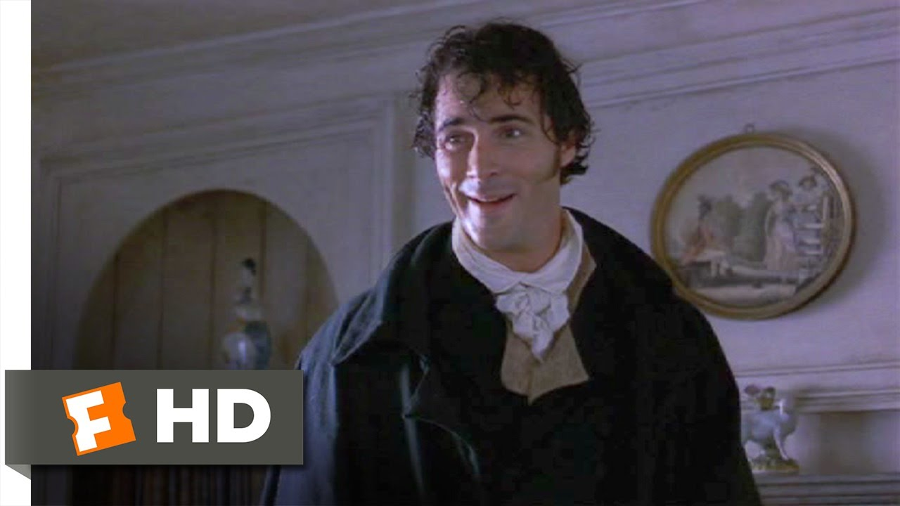 Sense And Sensibility 4 8 Movie Clip John Willoughby At Your Service 1995 Hd