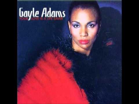 Gayle Adams - Lifesaver Plain Outta Luck - Jski Extended