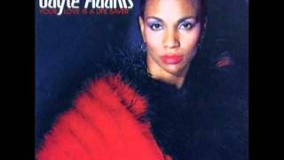 Gayle Adams - Lifesaver Plain Outta Luck - Jski Extended