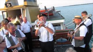 Riverboat Shuffle Chiemsee 2013 • Salty Dixie Ramblers • Teil 2