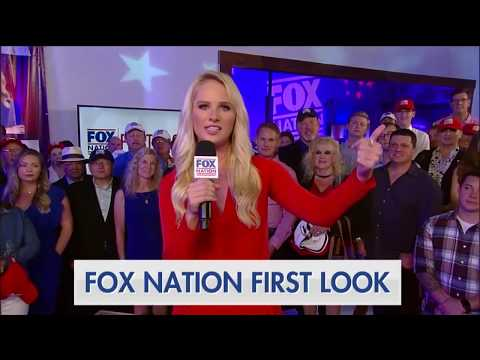 'If Free Speech Offends You, Too Bad': Tomi Lahren on What Fox Nation Is All About