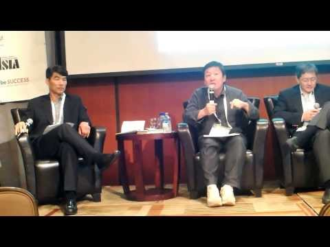 Silicon Valley VC's Investing in Korea/Asia Panel -- Why (ROI?) and how?