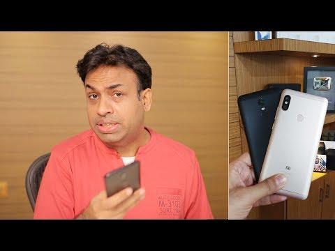 Redmi Note 5 Pro Vs Redmi Note 5 In-depth Camera Comparison