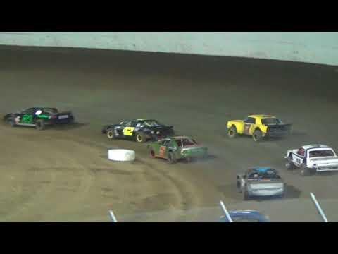 Grays Harbor Raceway, September 4, 2017, Street Stocks A-Main