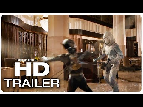 """ANT MAN AND THE WASP """"Wasp vs Ghost Fight Scene"""" Movie Clip (NEW 2018) Ant Man 2 Superhero Movie HD"""