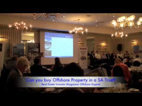 Can you buy Offshore Property in a Trust