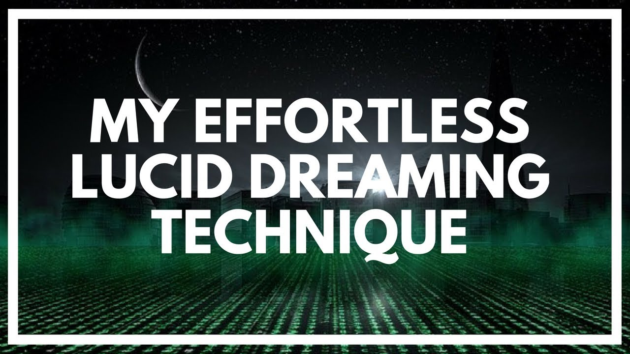 How To Lucid Dream Instantly Using Intention And Visuals
