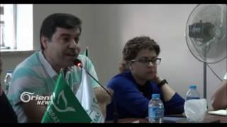 ورشة عمل توعوية حول الحقوق والحريات في غازي عنتاب