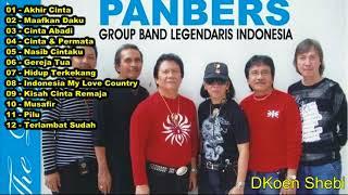Gambar cover PANBERS - 12 lagu pilihan Mengenang enaknya lagu lama ke 2