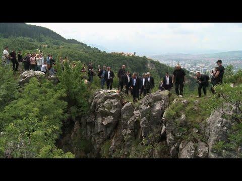 Les victimes serbes oubliées de Sarajevo