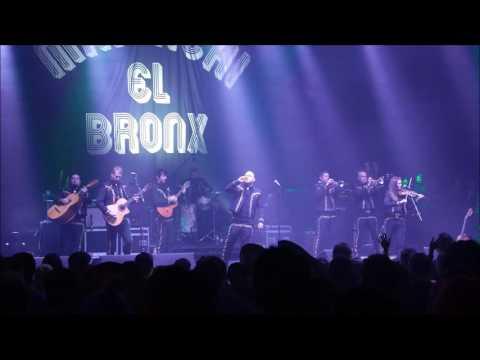 Mariachi el Bronx -  Revolution Girls - Brixton 6.10.2016
