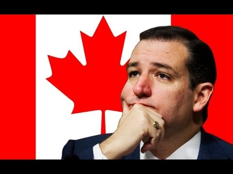 Ted Cruz Wants You To Know He's TOTALLY Not Canadian