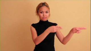 Russian Sign Language: Lesson 5 - Verbs