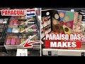 LOJA MAIS BARATA DE MAQUIAGEM DO PARAGUAI - SA SHOP TOUR COM PREÇOS