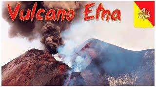 Сицилия, фильм-22: Vulcano Etna - Sicily, the film-22