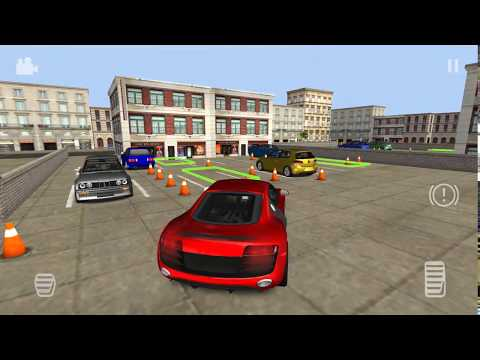 Car Parking Valet - Android & iOS Gameplay HD