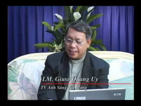 """Hội luận """"Bảo Vệ Sự Sống"""" TVASTM & LM Giuse Lê Quang Uy, CSsR Việt Nam. CT134"""