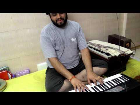 O Maa Tujhe Salaam   Original by Late Jagjit Singh   Khalnayak   unplugged dedication by Sanket Modi