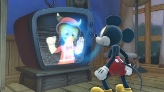 Rato Mickey | Disney Epic Mickey 2 | Episode 1 WiiU | ZigZag Kids HD